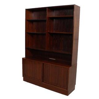 Danish Rosewood Bookshelf
