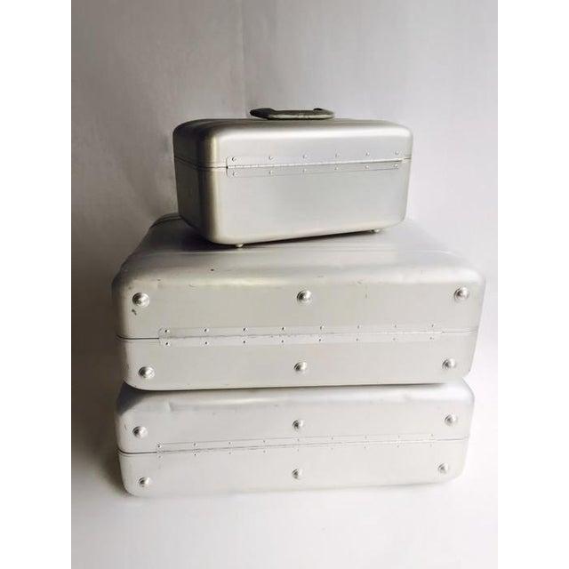 Iconic Mid-Century Halliburton Suitcase Collection - Image 7 of 10