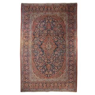 Early 20th Century Kashan Carpet