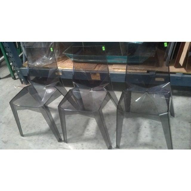 Karim Rashid - Poly Stacking Chairs - Set of 3 - Image 3 of 3