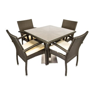 Outdoor Patio Dining Set - Set of 5