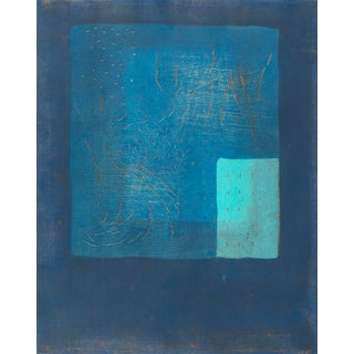 Nostalgia in Blue by Jiroyuni Tajira, 1966