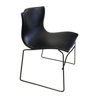 Single Knoll Vignelli Handkerchief Chair