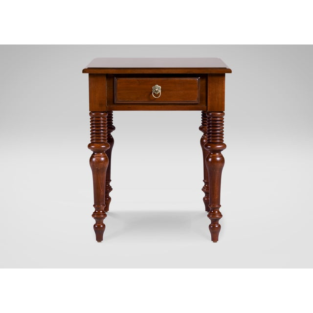 Image of Ethan Allen British Classics End Table