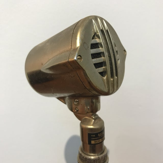 Image of Astatic Bullethead Microphone