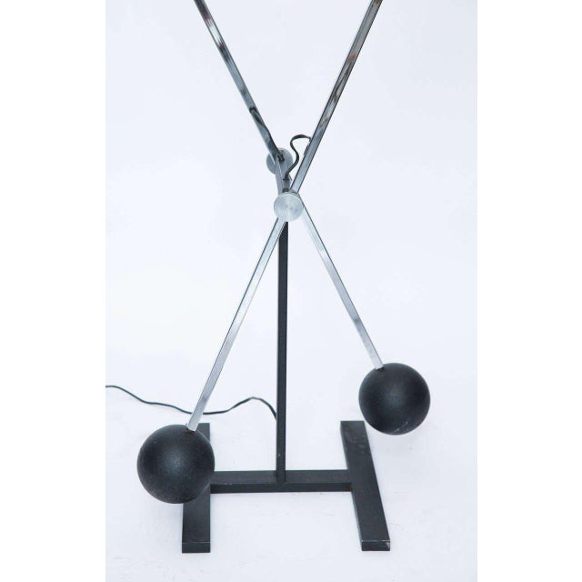 Robert Sonneman Articulated Floor Lamp - Image 2 of 2