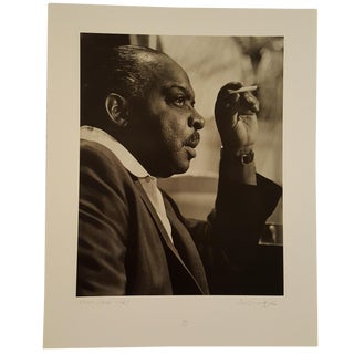 Count Bassie Photography by Barrie Wentzell