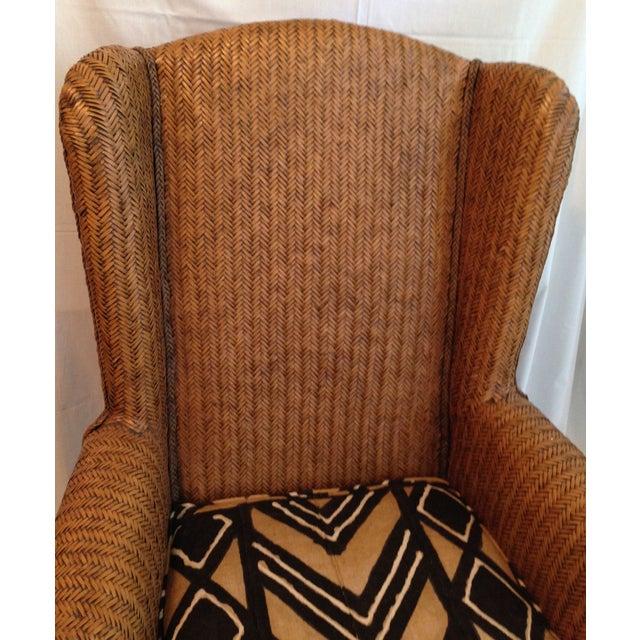 Oversize Padma Plantation Chair - Image 7 of 7
