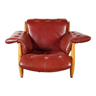 Sherrif Chair by Sergio Rodrigues for ISA, Brazil, circa 1960