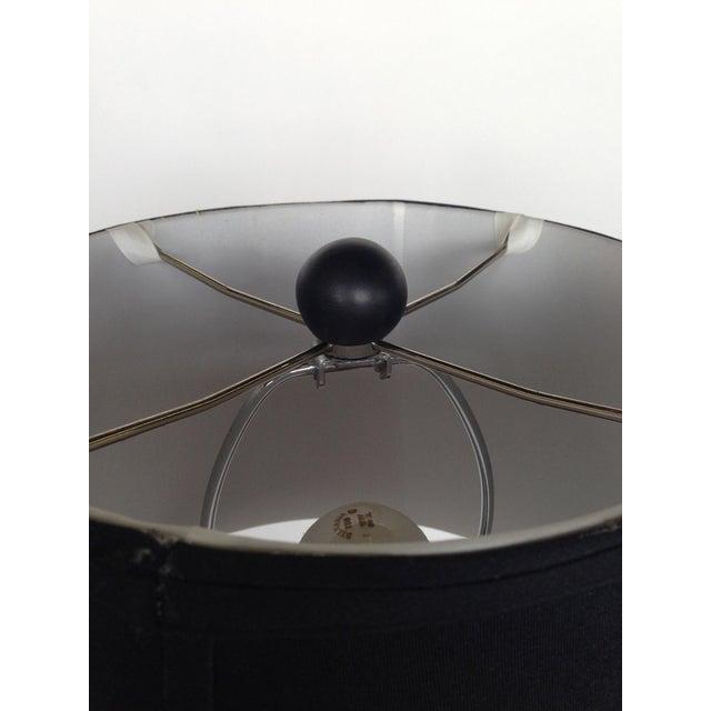 Mercury Glass Lamp - Image 3 of 5