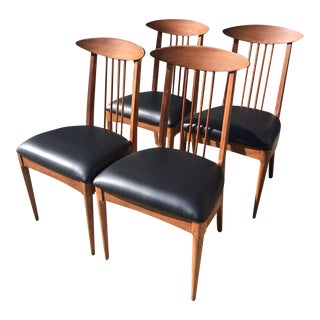 Mid-Century Dining Chair by Broyhill - Set of Four