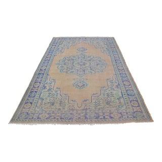 Anatolian Turkish Wool Rug - 5′10″ × 9′6″