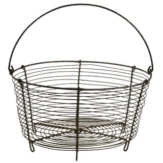 French Wirework Basket