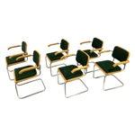 Image of Vintage Thonet Marcel Breuer Cesca Chairs - 6