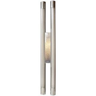 Large Aluminum Light by Paul Mayen for Habitat International; 1960s