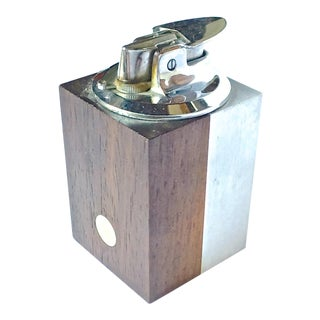 Ronson Mid-Century Modern Cigarette Lighter
