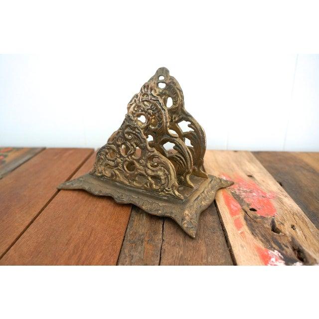 Art Nouveau Style Letter Holder - Image 6 of 6
