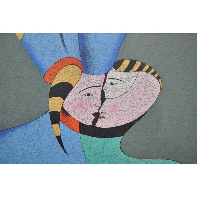 "Mihail Chemiakin ""Cirque Russe"" Lithograph - Image 5 of 10"