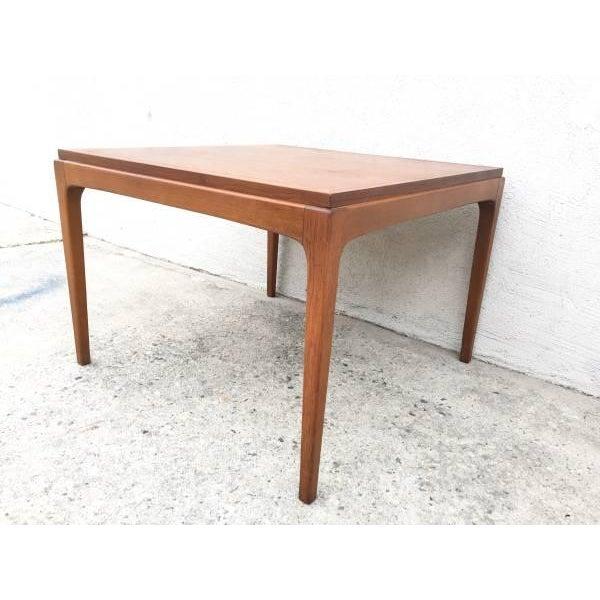 Mid-Century Walnut Coffee Table - Image 4 of 8