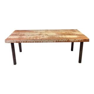Douglas Fir Coffee Table