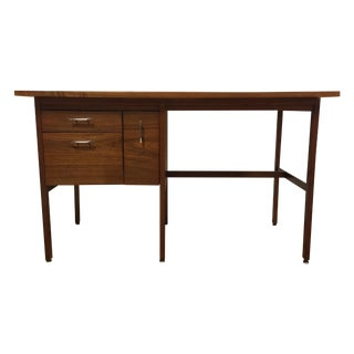Paul McCobb Rosewood & Walnut Desk