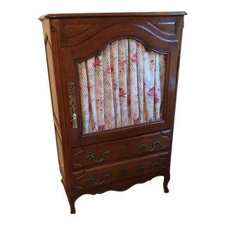 Antique 19th Century Cherry Wood Bureau