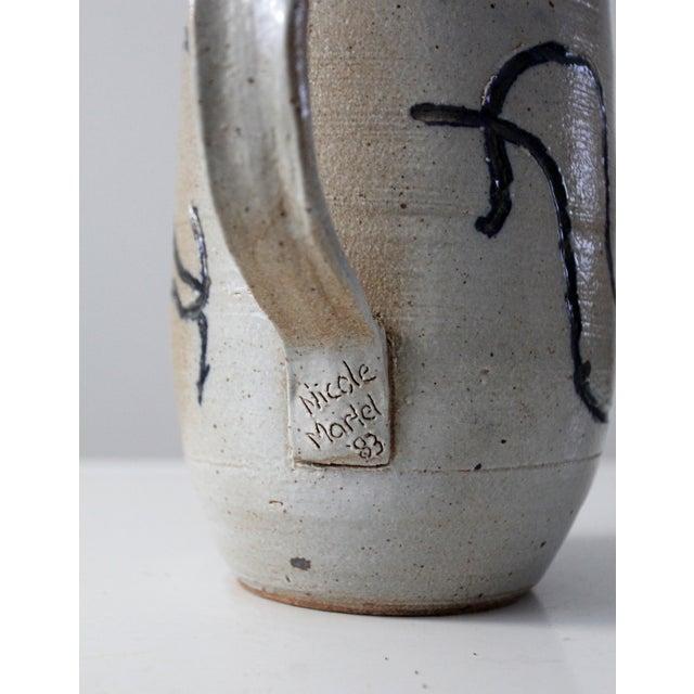 Studio Pottery Pitcher - Image 6 of 8