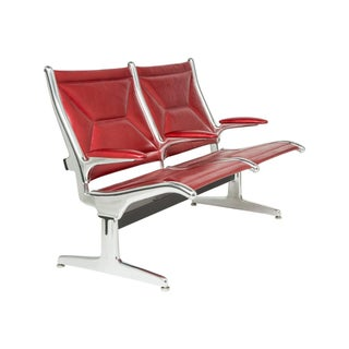 Eames for Herman Miller Tandem Sling Airport Bench