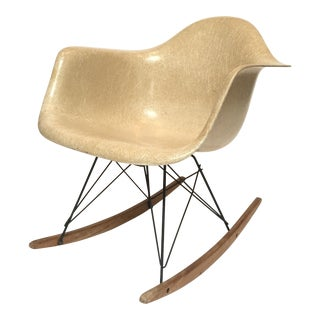 Vintage Eames Mid-Century RAR Rocking Chair