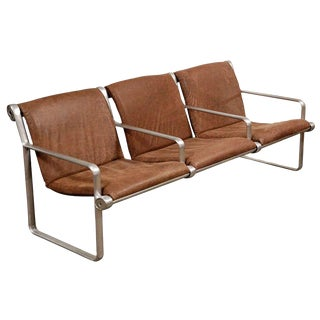 3-Seat Sling Sofa by Bruce Hannah & Andrew Morrison for Knoll