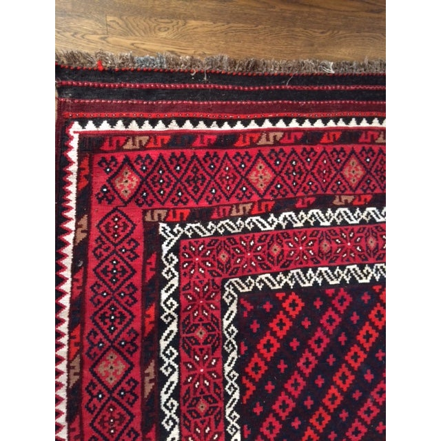 """Hand Woven Morocaan Inspired Rug - 8'6"""" x 11'8"""" - Image 4 of 6"""