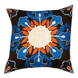 Leele Embroidered Pillow