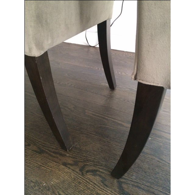 Image of West Elm Willoughby Dining Chairs - Pair