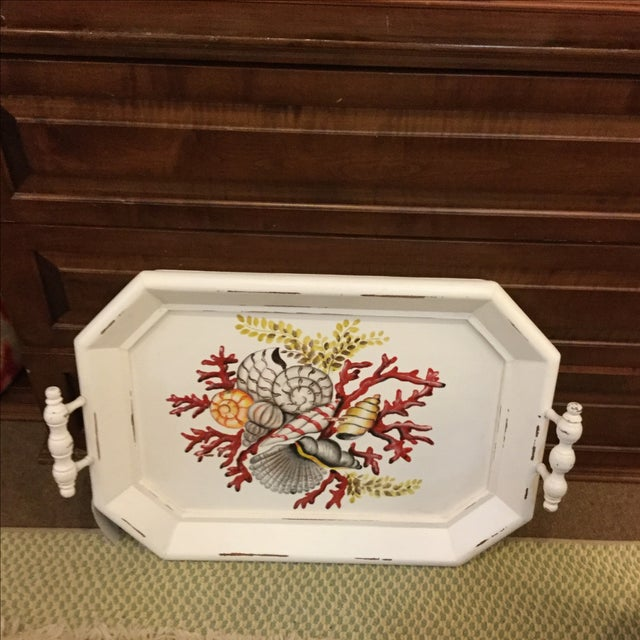 White Coral Tray - Image 2 of 4