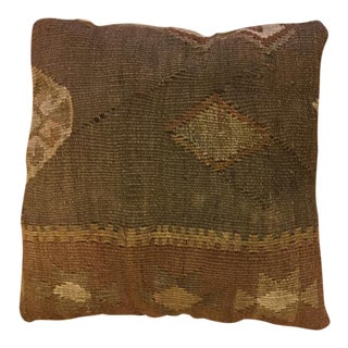Handmade Anatolian Pillow Cover