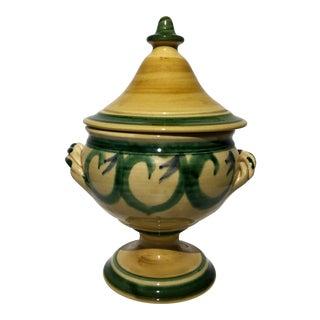 Handmade Provence Pottery Tajine Soupiere