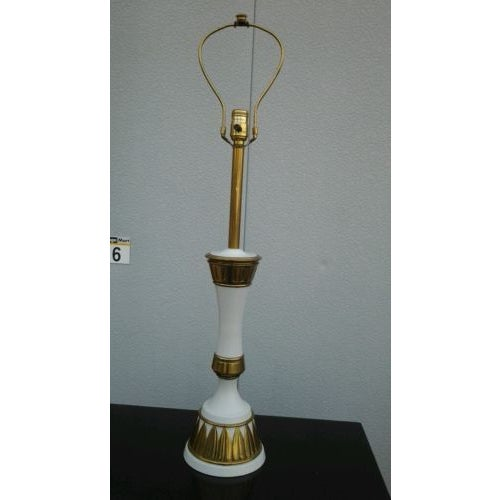1960s Modern Stiffel Table Lamps - A Pair - Image 6 of 8
