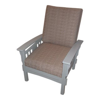 Mission Style Leisure Arm Chair