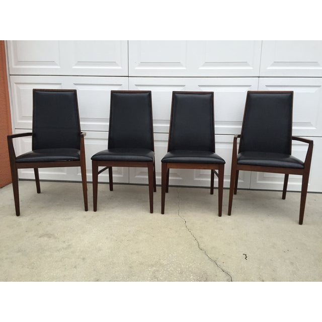 Milo Baughman Dillingham Dining Chairs - Set of 4 - Image 2 of 11