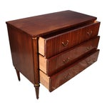 Image of Modern Empire-Style French Chest, 1940s