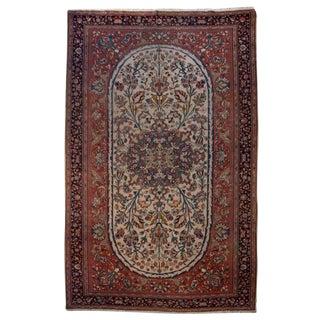 19th Century Saruk Farahan Carpet