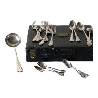 Vintage French Flatware Set