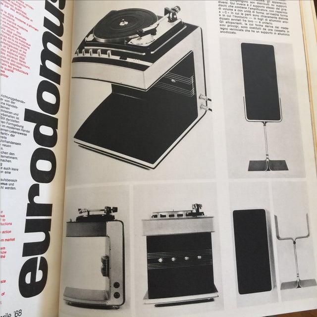 Domus Magazine 1967 Geo Ponti - Image 10 of 10