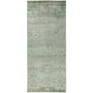 """Vibrance Hand Knotted Runner - 5'3"""" X 12'1"""""""