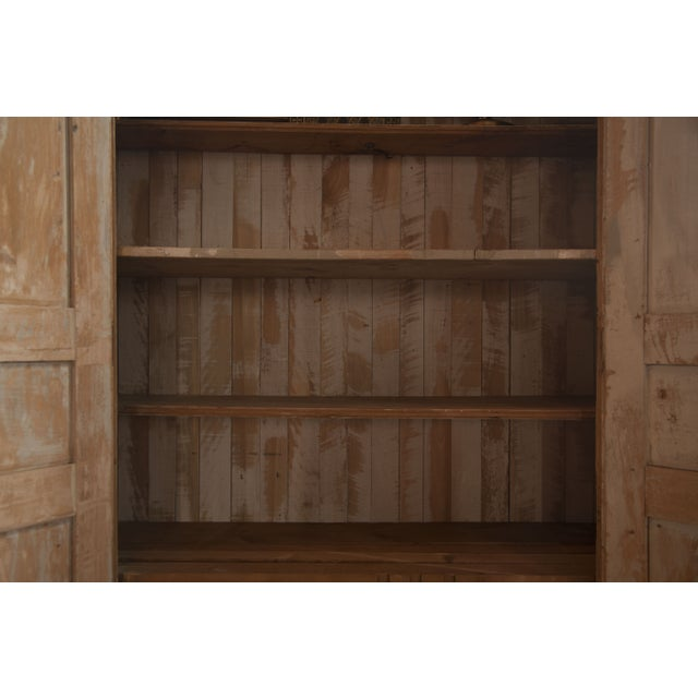 Large French Wardrobe With Removable Shelving - Image 4 of 6