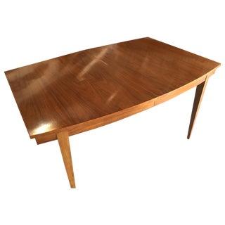 Danish Style Mid Century Modern Dining Table