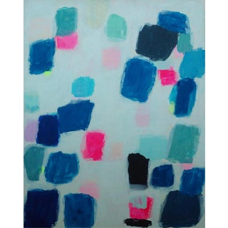 """Susie Kate """"Sparkler"""" Original Abstract Painting"""