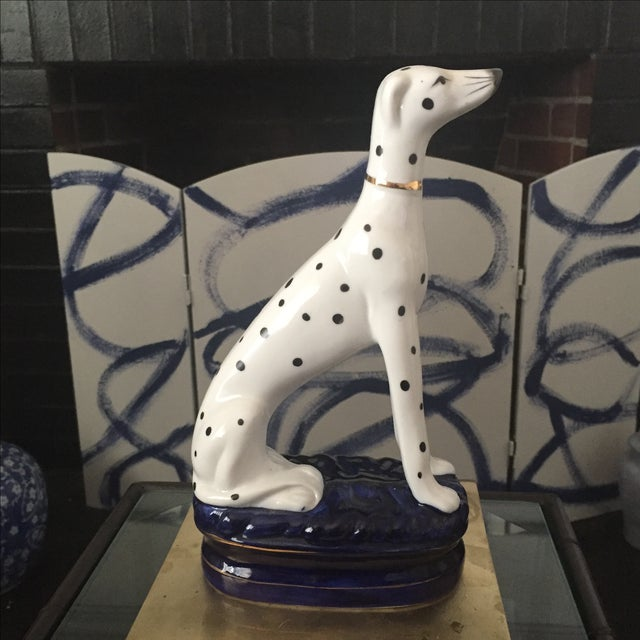 Fitz & Floyd Staffordshire Ceramic Dalmatian Dog - Image 2 of 10