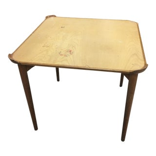 Baker Furniture Finn Juhl Card Table