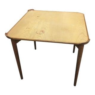 Baker Furniture Finn Juhl Card Table